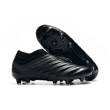Adidas Copa 19+ FG New Mens Soccer Boots - Full Black