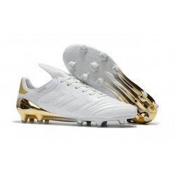 adidas Copa 17.1 FG New 2017 Football Cleats White Gold