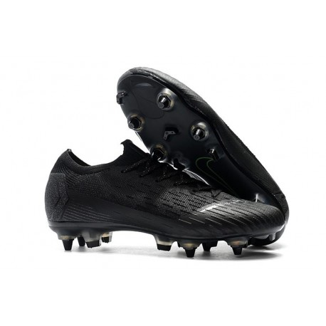 Nike Mercurial Vapor 12 Elite AC SG-Pro Ful Black