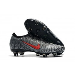 Nike Mercurial Vapor 12 Elite AC SG-Pro Neymar White Red Black
