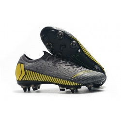 Nike Mercurial Vapor XII 360 Elite SG-Pro AC Gray Yelllow