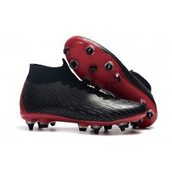 Nike x Jordan Mercurial Superfly VI 360 Elite SG AC - Black Red