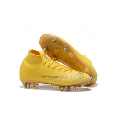 Nike Mercurial Superfly VI 360 Elite SG AC - Yellow Golden