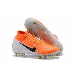 Nike Mercurial Superfly VI 360 Elite SG AC - Orange White