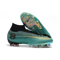 Ronaldo Nike Mercurial Superfly 6 Elite CR7 AG-Pro Soccer Boots