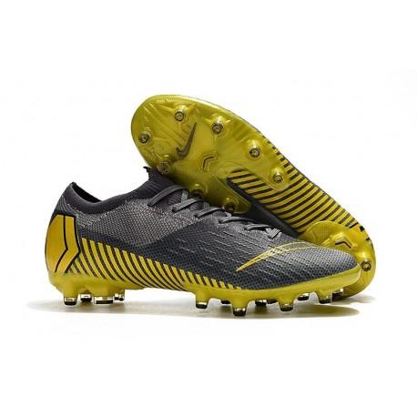 Nike Mercurial Vapor 360 Elite AG-PRO Gray Yellow