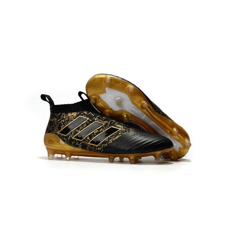 c1125b227 Paul Pogba New 2017 adidas ACE 17+ Purecontrol FG Soccer Cleats - Black  Gold Maximize. Previous. Next