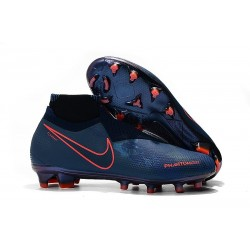 Nike Mens Phantom Vision Elite DF FG Fully Charged Soccer Cleat