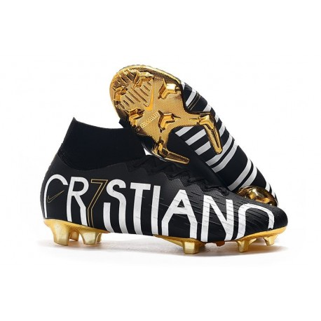 Cristiano Ronaldo Nike Mercurial Superfly 6 Elite Firm Ground Cleats