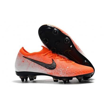 Nike Mercurial Vapor XII 360 Elite SG-Pro AC Orange Black