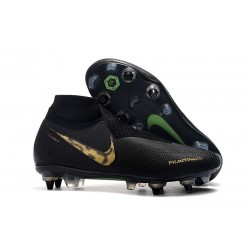 Nike Phantom Vision Elite DF SG Pro AC Black Lux
