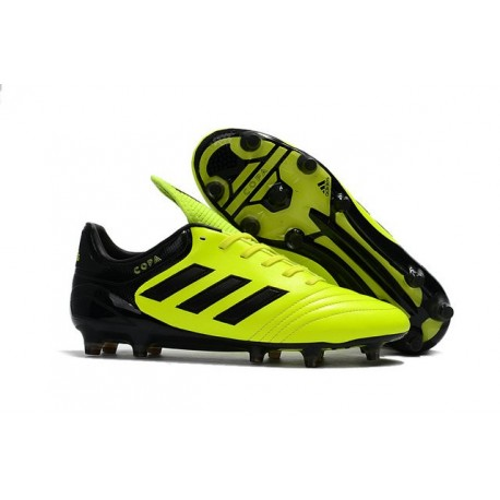 Independientemente ignorar Prisionero de guerra  adidas Copa 17.1 FG New 2017 Football Cleats Yellow Black