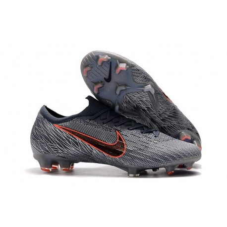 Nike Mercurial Vapor XII FG New Cleat Wolf Grey Armory Blue