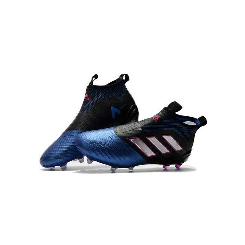 official photos 2e27b 939af New 2017 adidas ACE 17+ Purecontrol FG Soccer Cleats -Blue Black White  Maximize. Previous. Next