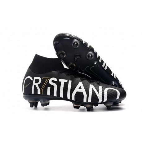 Cristiano Ronaldo CR7 Nike Mercurial Superfly VI 360 Elite SG AC