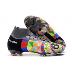 Dani Alves Nike Mercurial Superfly Soccer Boots