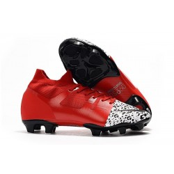 New Nike Mercurial Superfly GS360 Soccer Boots - Red White Black