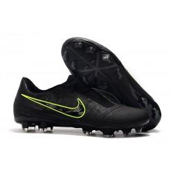 Nike Phantom Venom Elite FG Soccer Cleat Black Volt