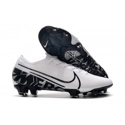 Nike Mens Mercurial Vapor XIII Elite FG Boot White Black