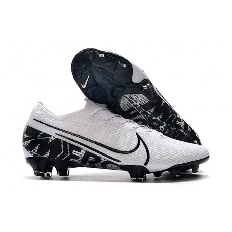 Nike Mens Mercurial Vapor XIII Elite FG Boot White Black