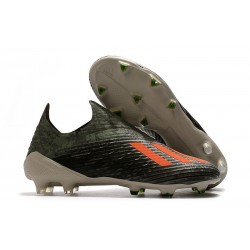 adidas Encryption Code X 19+ FG Legacy Green Solar Orange Chalk