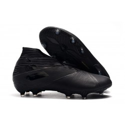 Adidas Nemeziz 19+ FG New Boots Full Black