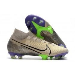 Nike Mercurial Superfly 7 Elite FG Boots Desert Sand