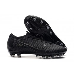 Nike Mercurial Vapor XIII Elite AG Shoes All Black