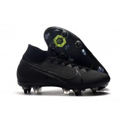 Nike Mercurial Superfly 7 Elite SG-PRO AC Black