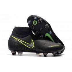 Nike Phantom Vision Elite DF SG Pro AC Black Volt