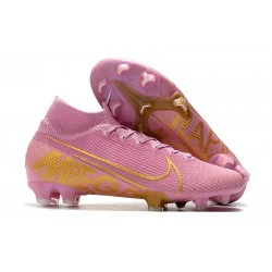 Top Nike Mercurial Superfly VII Elite FG Pink Gold