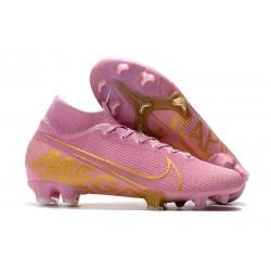 Top Nike Mercurial Superfly VII Elite FG Pink Gold