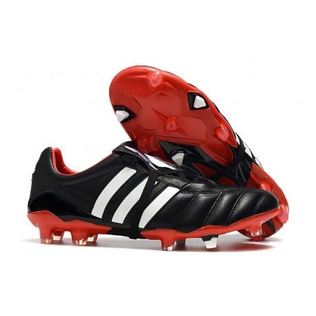 Adidas Predator Mania FG Black White Red