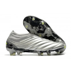 News Adidas Copa 20+ FG Boot Silver Solar Yellow