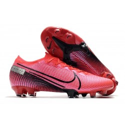 Nike Mercurial Vapor 13 Elite Firm Ground Laser Crimson Black