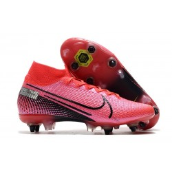 Nike Mercurial Superfly 7 Elite SG-PRO Future Lab -Laser Crimson Black