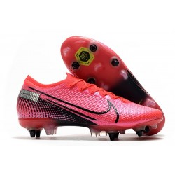 Nike Mercurial Vapor 13 Elite SG-Pro Future Lab -Laser Crimson Black