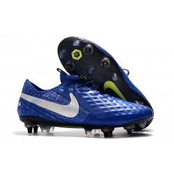 Nike Tiempo Legend VIII Elite SG-Pro AC Royal Blue Silver