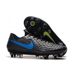 Nike Tiempo Legend VIII Elite SG-Pro AC Black Blue Hero