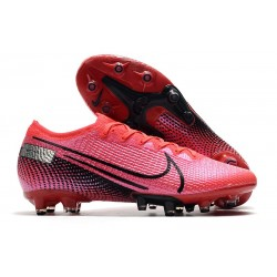 Nike Mercurial Vapor XIII Elite AG Shoes Laser Crimson Black
