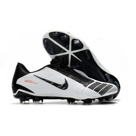 Nike Phantom Venom Elite FG Boots Black White Red