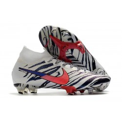 Nike Superfly 7 Elite Korea FG News Cleat White Black Red