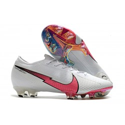 Nike 2020 Mercurial Vapor XIII Elite FG - White Flash Crimson Blue