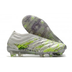 News Adidas Copa 20+ FG Uniforia - Footwear White Core Black Signal Green