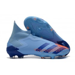 New Adidas Predator Mutator 20+ FG Blue Orange