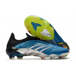 Adidas Predator Archive Limited Edition FG Boots Blue Red Silver