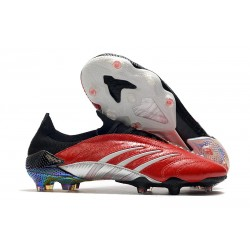 Adidas Predator Archive Limited Edition FG Boots Red Black Silver