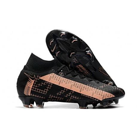 Nike Mercurial Superfly VII Elite DF FG Black Pink