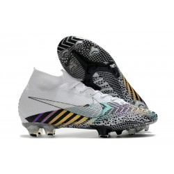 NIKE MERCURIAL SUPERFLY VII 'MDS003' White Black
