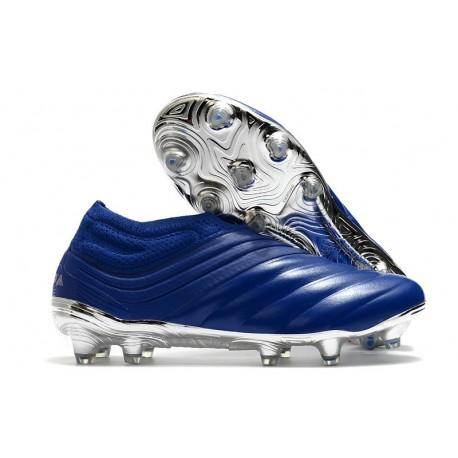 News Adidas Copa 20+ FG Boot Blue Silver